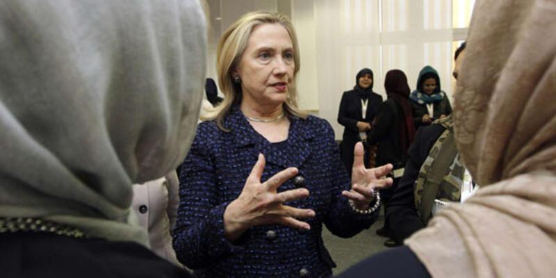 Clinton, Suriyeli muhaliflerle görüşecek