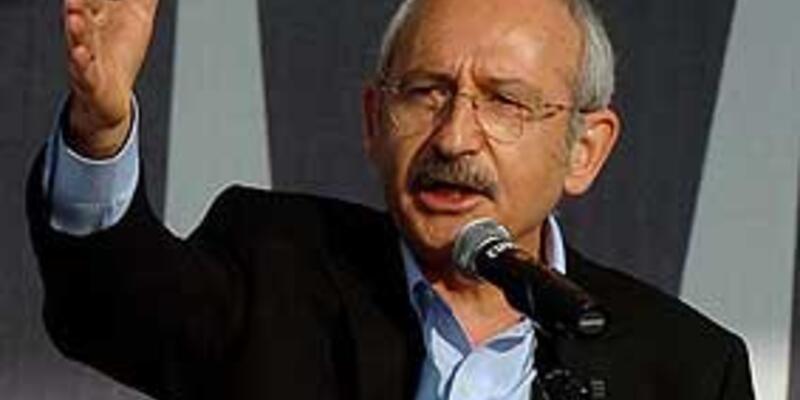 CHP'de grup toplantısı iptal