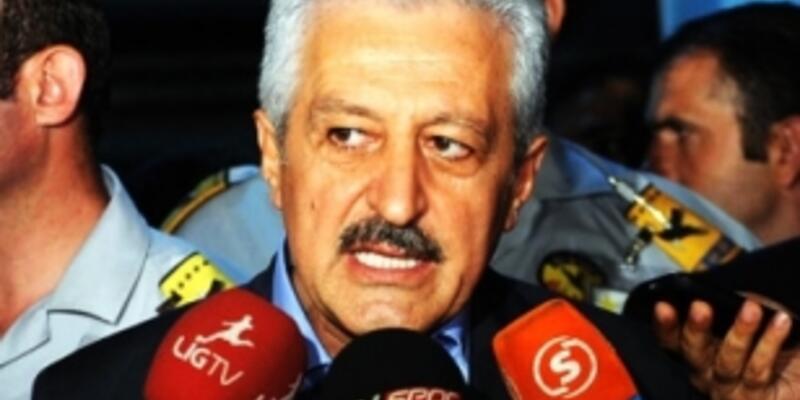 """""""ŞL'ye katılmamayı Nihat Özdemir istedi"""""""