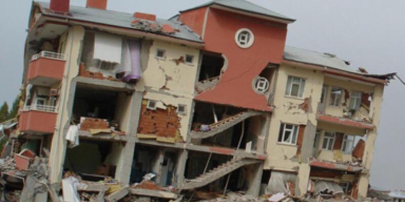 Van'da yine deprem