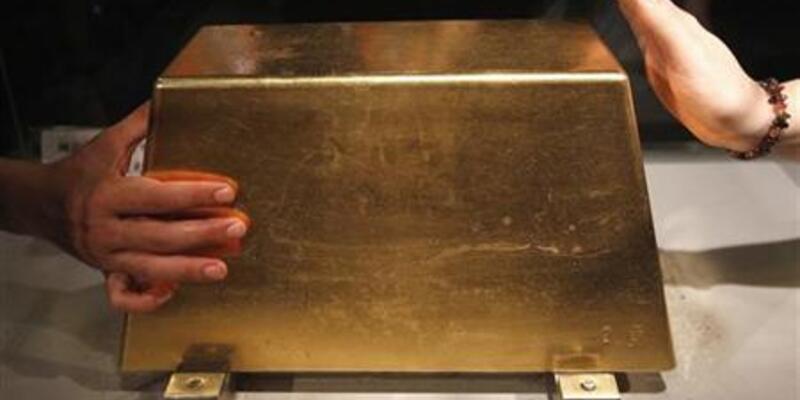 Yunanistan'ın altınları Almanya'ya kaçırılıyor