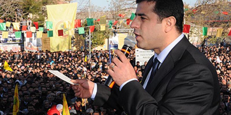 """Demirtaş: """"Devlet çocuklara el koyamaz"""""""