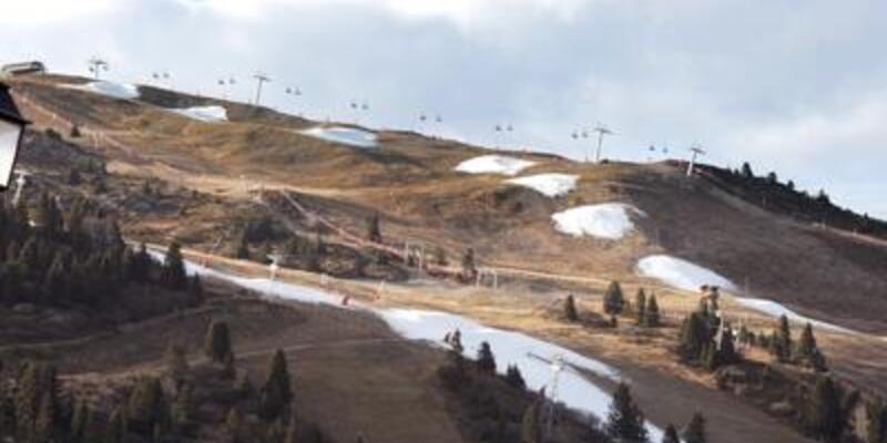 Alpler'de kar duası!