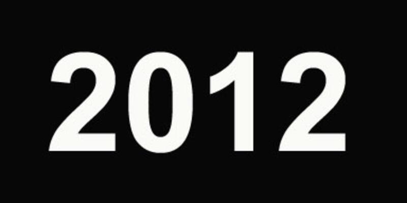 2012 dünyanın sonu değil...