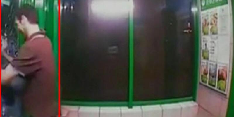 Türk'ün bankamatik kapısıyla imtihanı