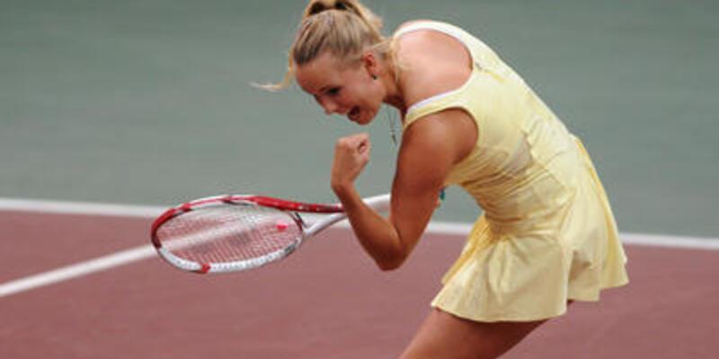 Wozniacki'ye İspanyol antrenör