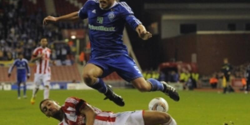 Stoke City gruptan çıktı