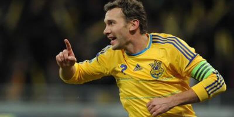 Shevchenko son kez sahne alacak