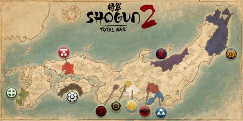 Shogun 2'nin 3. ve 4. paketleri yayında