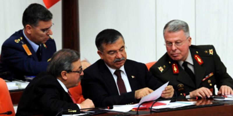 Askerin bakanına sivil koruma