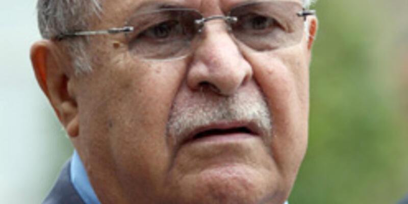 """Talabani: """"PKK silah bırakacak ama..."""""""