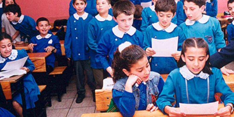 Arapça dersi ilköğretimde