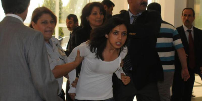 Arınç'ı protesto eden öğrenciler serbest