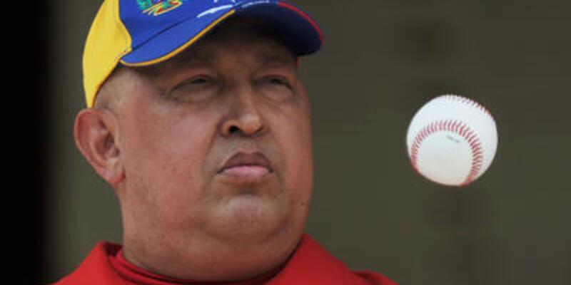 Chavez apar topar hastaneye kaldırıldı