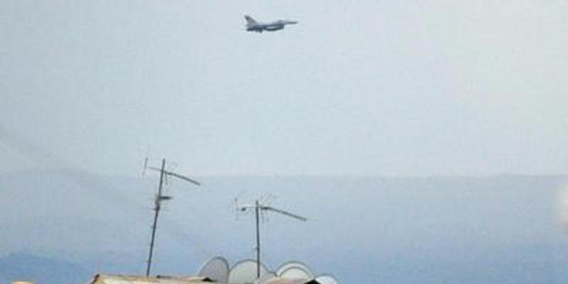Diyarbakır'dan jetler havalandı!