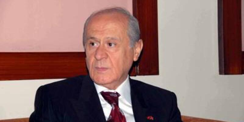 """Bahçeli, Erdoğan'a """"kendi coğrafyasını"""" hatırlattı"""