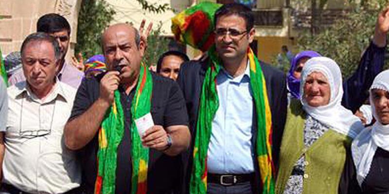 """BDP'li Kaplan: """"Sana ne lan"""""""