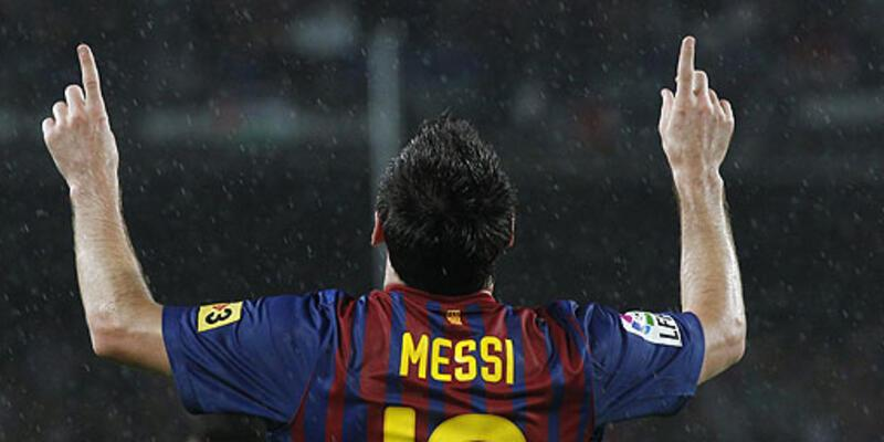 Messi Atletico Madrid'i kevgire çevirdi!