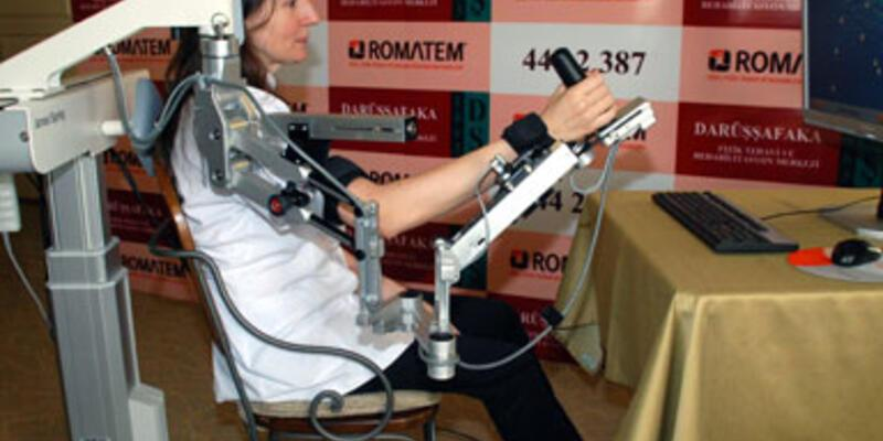 Tatlıses bu robotla iyileşecek!