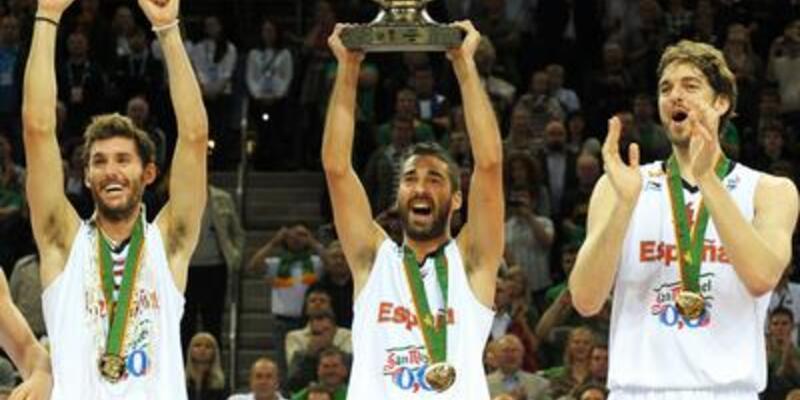Şampiyonanın MVP'si Juan Carlos Navarro Oldu