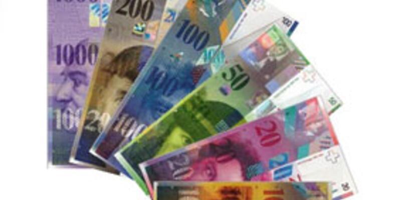 İsviçre, İsviçre frankına müdahale ediyor