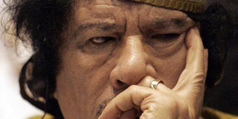 Kaddafi ses verdi