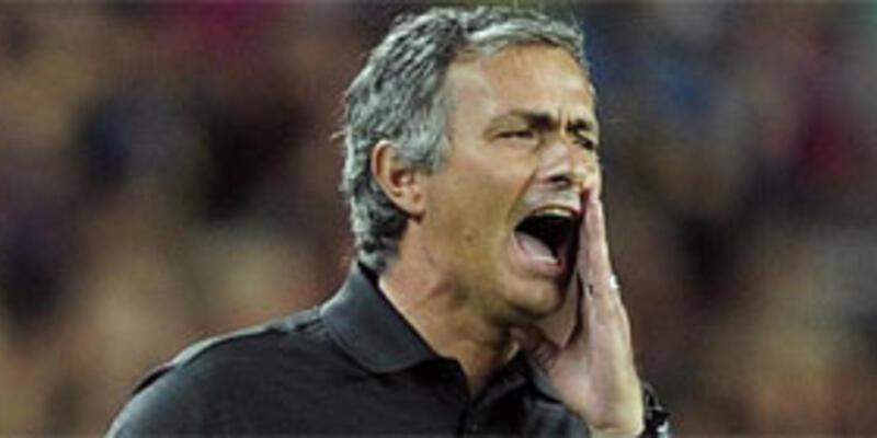 Mourinho 10 maçta 30 puan istiyor