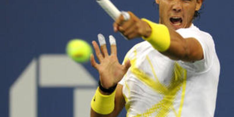Nadal zorlanarak kazandı