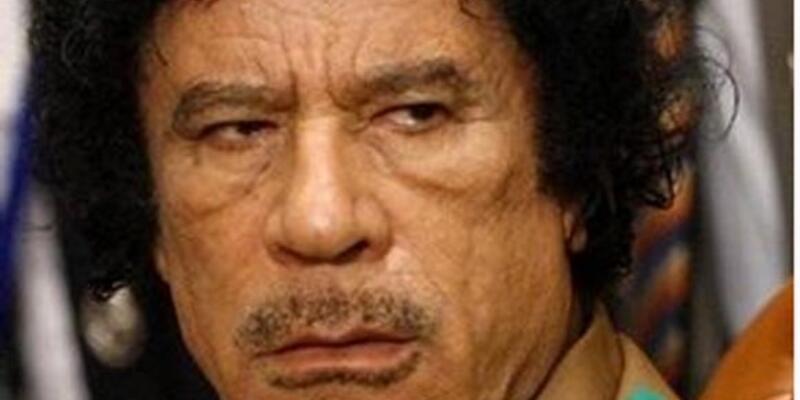 Kaddafi Fizan'a kadar gitti