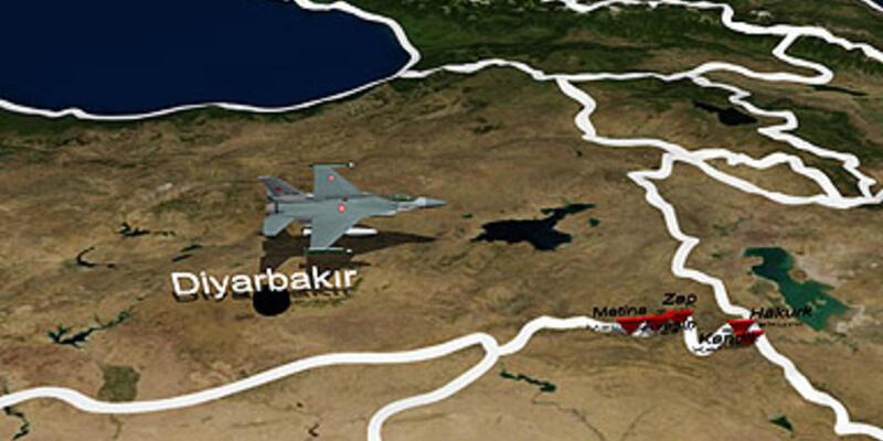 Sınır ötesi harekatta PKK'ya büyük darbe