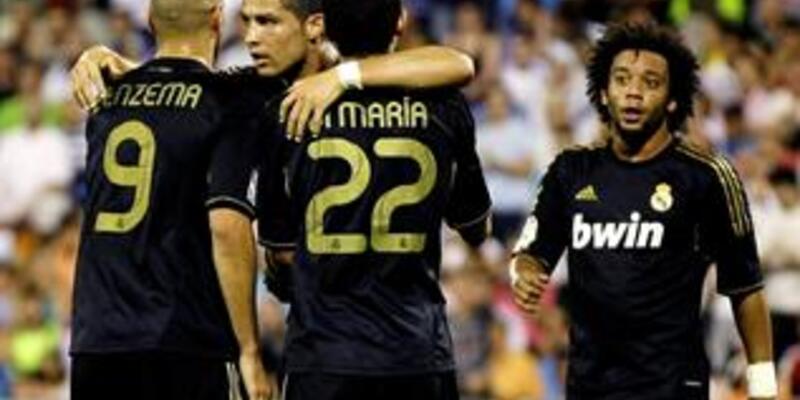 Real Madrid La Liga'ya hızlı başladı