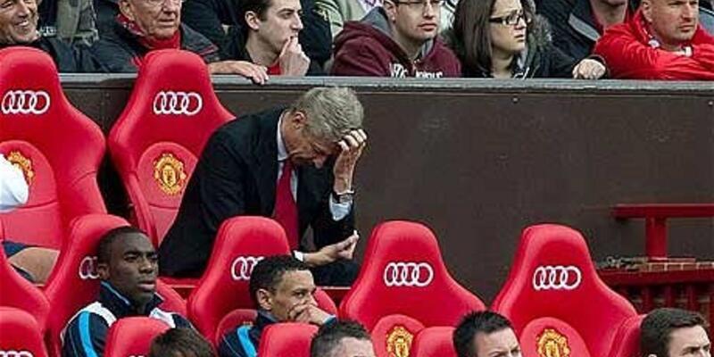 ManU Arsenal'e acımadı: 8-2