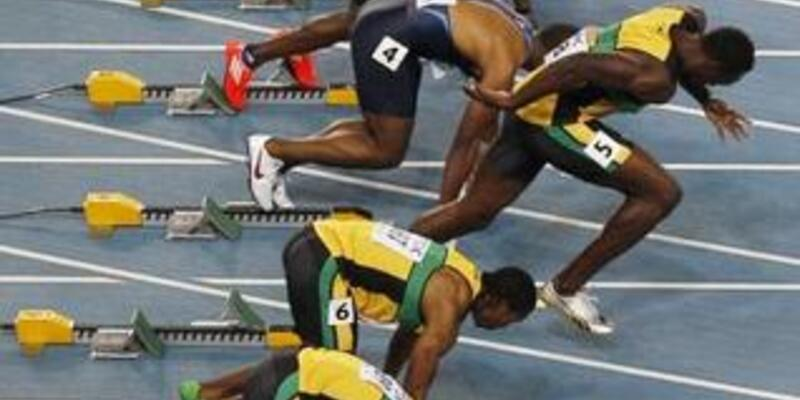 """""""Bolt yanımdaymış gibi koştum"""""""