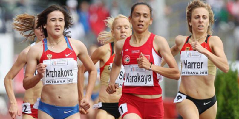 1500 metrede iki Türk yarı finalde