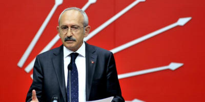 """Kılıçdaroğlu """"Hiçbir hukuk devletinde..."""""""