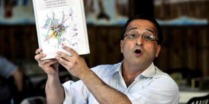 Şengül Ankara'daki imar rantını belgeledi