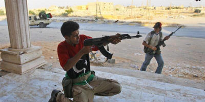 Libya'da muhalif savaşçılar birleştirildi