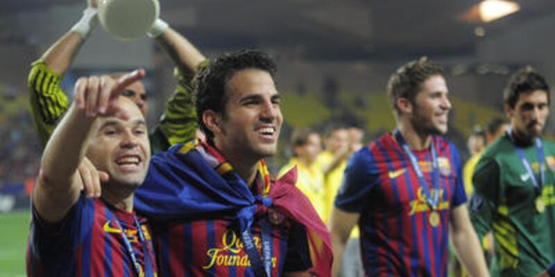 Süper Kupa da Barcelona'nın