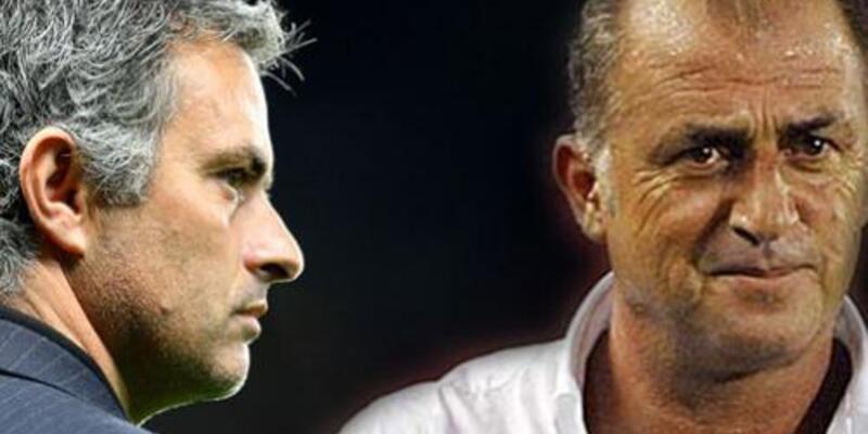 Fatih Mourinho & Jose Terim!