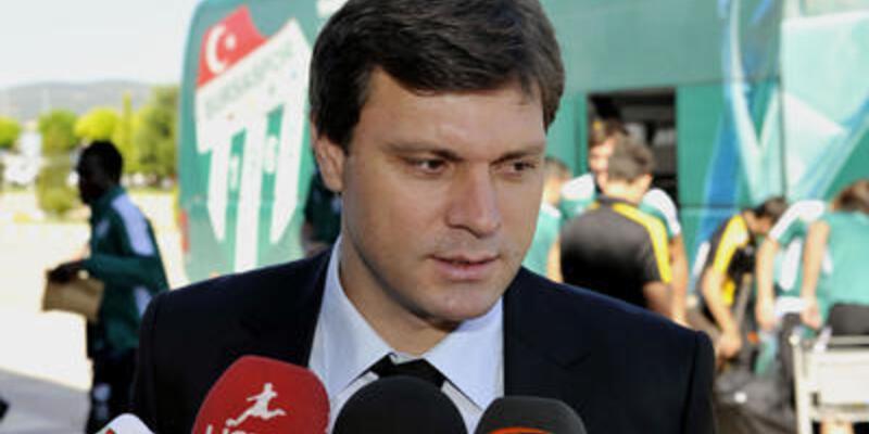 Bursaspor'a ceza indirimi
