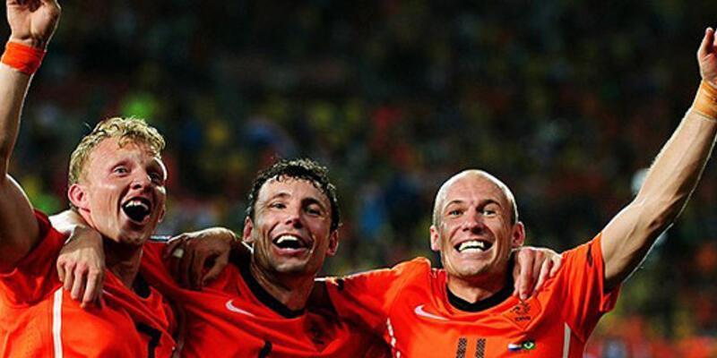 Dünyanın bir numarası Hollanda oldu