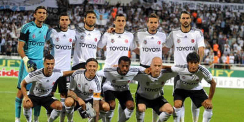 Beşiktaş 152. maçına çıkıyor