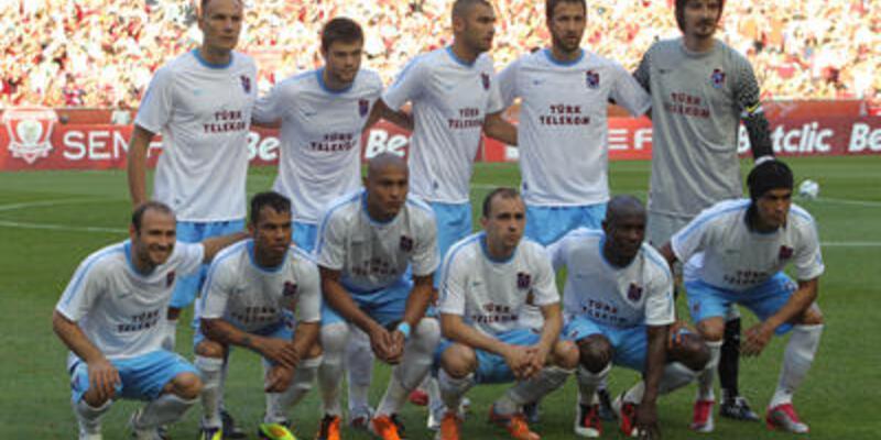 Trabzonspor 88. randevuda