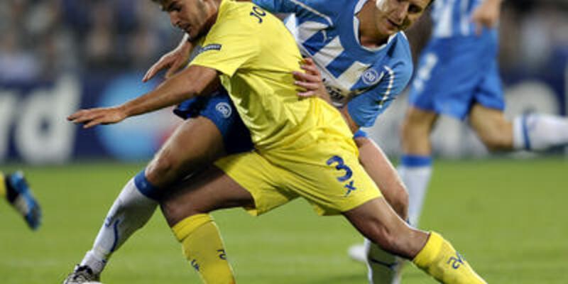 Villarreal-Odense maçı bu akşam CNN TÜRK'te