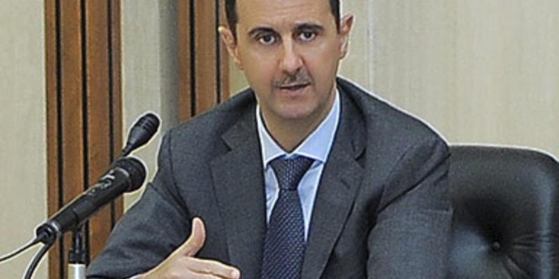 """Esad'dan """"istifa et"""" çağrısına yanıt"""