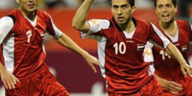 Suriye Dünya Kupası elemelerinden atıldı!