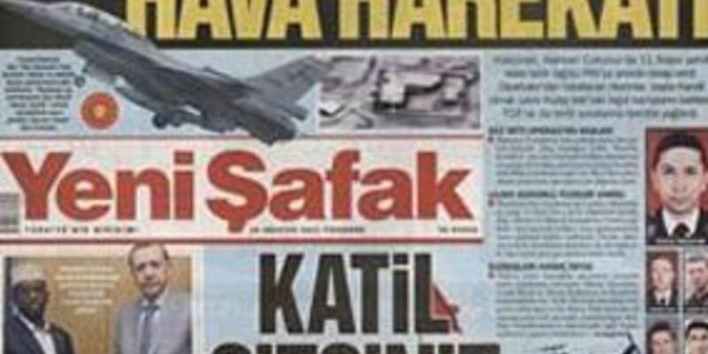 BDP'den Yeni Şafak'ın o manşetine tepki