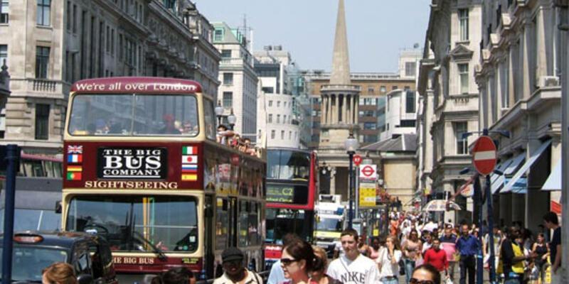 İngiltere'de işsizlik oranı yüzde 7,9