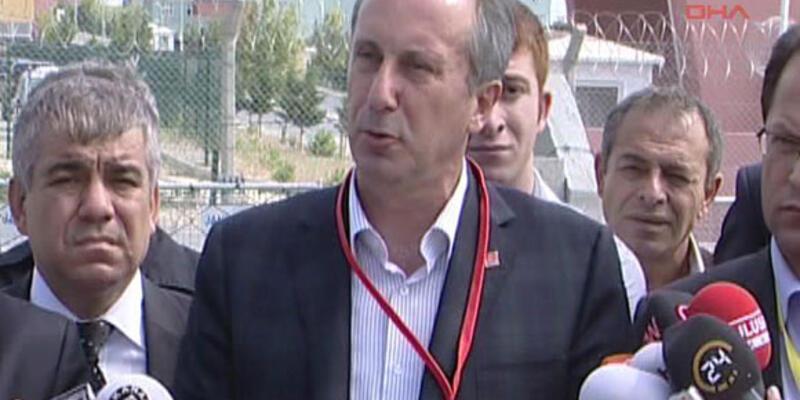CHP'li İnce'den ilginç iddia