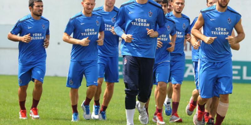 Trabzonspor İspanya yolcusu
